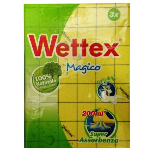 WETTEX No 3 ΣΕΤ 3τεμ (ΕΛ)