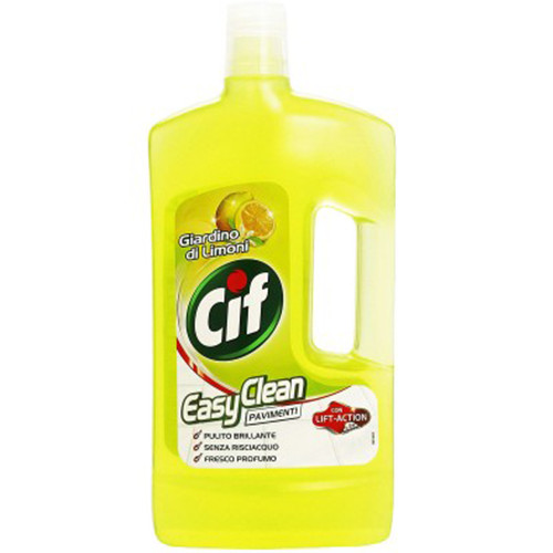 CIF easy clean 1lt lemon πάτωμα