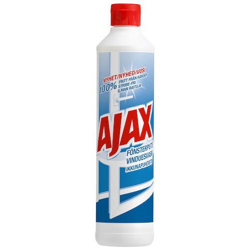 AJAX 500ml τζάμια squeeze (οβίδα)