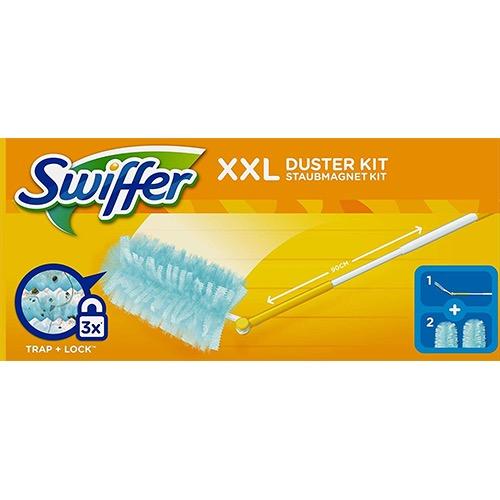 SWIFFER DUSTER XXL λαβή+2 ανταλλακτικά