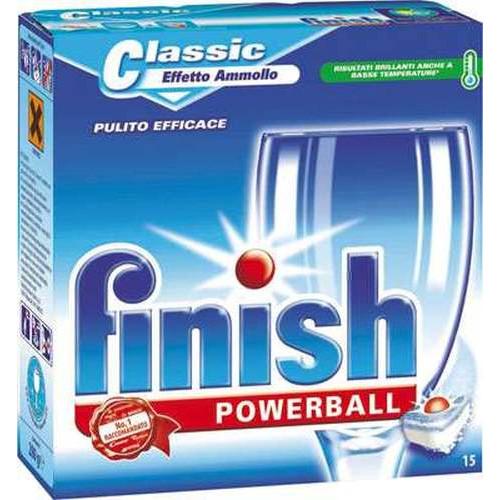 FINISH classic 15 ταμπλέτες (ΕΛ) regular