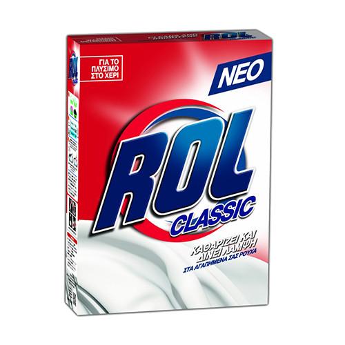 ROL σκόνη απορ. χεριού 380gr (ΕΛ)