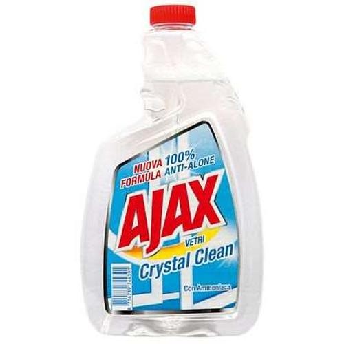 AJAX 750ml τζάμια αντ/κό crystal clean