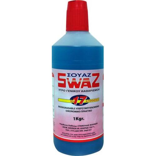 SWAZ υγρό γενικού καθαρισμού 1lt (ΕΛ)