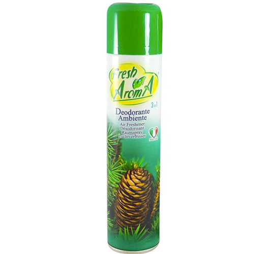 FRESH AROMA spray 300ml (ΕΛ) pine