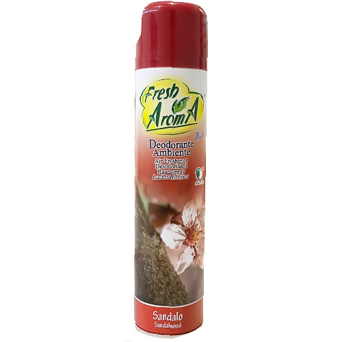 FRESH AROMA spray 300ml (ΕΛ) sandalo