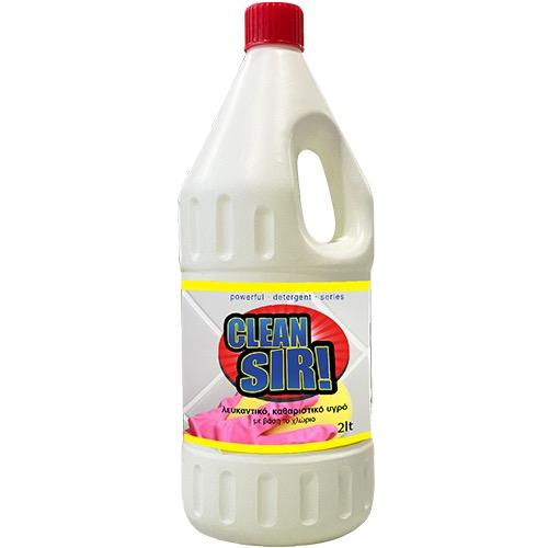 ΧΛΩΡΙΝΗ CLEANSIR! 2lt (ΕΛ) λεμόνι