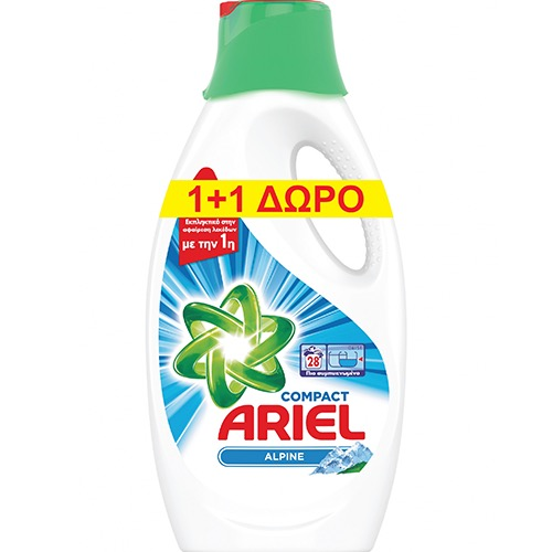 ARIEL ΥΓΡΟ 2τεμ Χ 28μεζ 3,08lt (ΕΛ) alpine