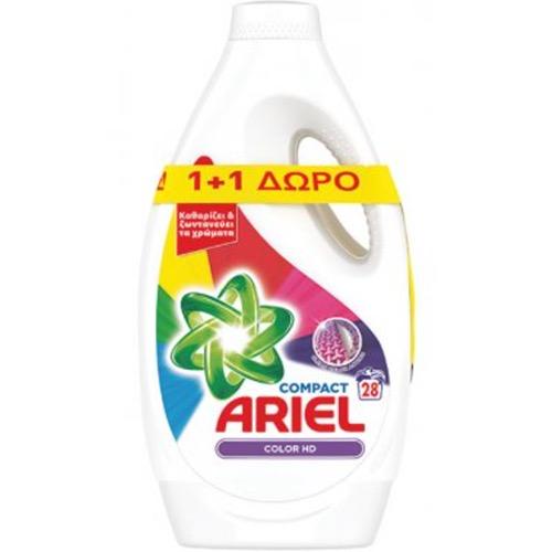 ARIEL ΥΓΡΟ 2τεμ Χ 28μεζ 3,08lt (ΕΛ) color