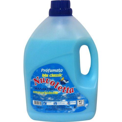 NUVOLETTA μαλακτικό 3lt (ΕΛ) μπλε