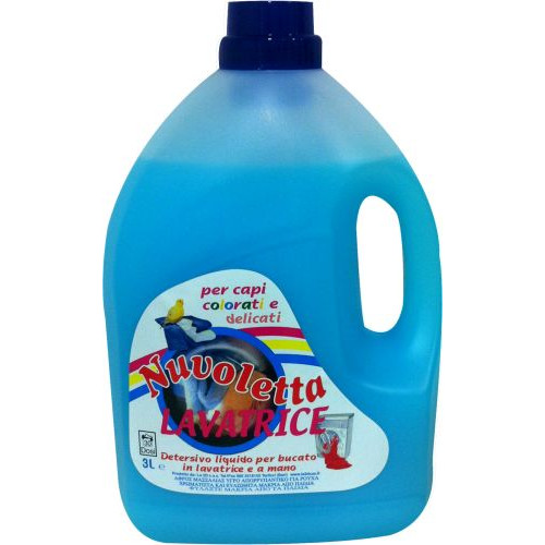 NUVOLETTA απορ/κό για χρωματιστά 3lt(ΕΛ)