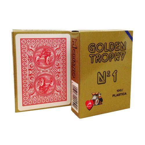 ΤΡΑΠΟΥΛΑ MODIANO GOLDEN TROPHY (ΕΛ) κόκκινο