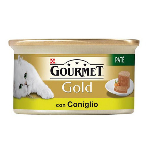 GOURMET GOLD 85gr πατέ κουνέλι