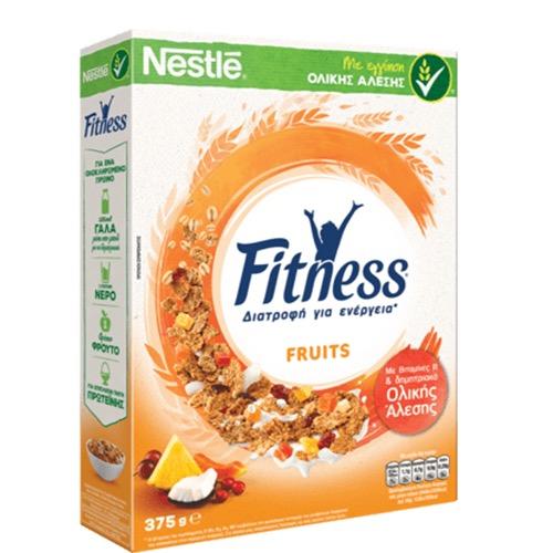 FITNESS δημητριακά 375γρ ολικής (ΕΛ) fruits