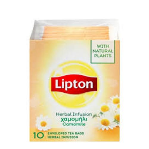 LIPTON χαμομήλι 10φακ.1gr (ΕΛ)