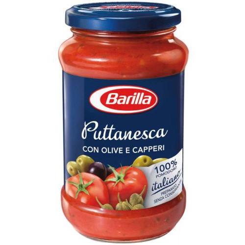 BARILLA σάλτσα 400γρ puttanesca