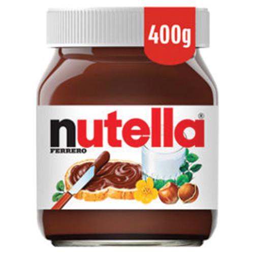 NUTELLA ΠΡΑΛΙΝΑ 400γρ (ΕΛ)