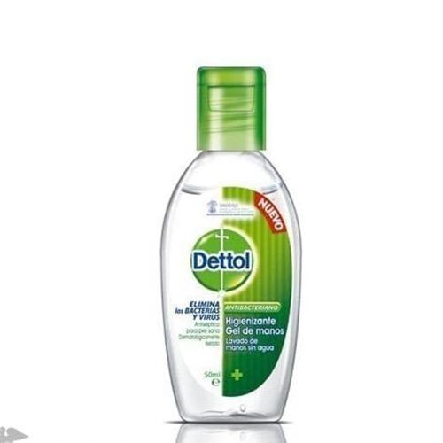DETTOL hand gel αντισηπτικό 50ml