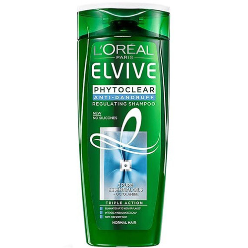 ELVIVE sh. 250ml αντιπιτυριδικό (phytoclear)