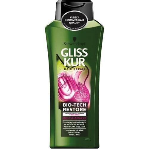 GLISS SCHWARZKOPF shampoo 400ml biotech restore ΕΛ
