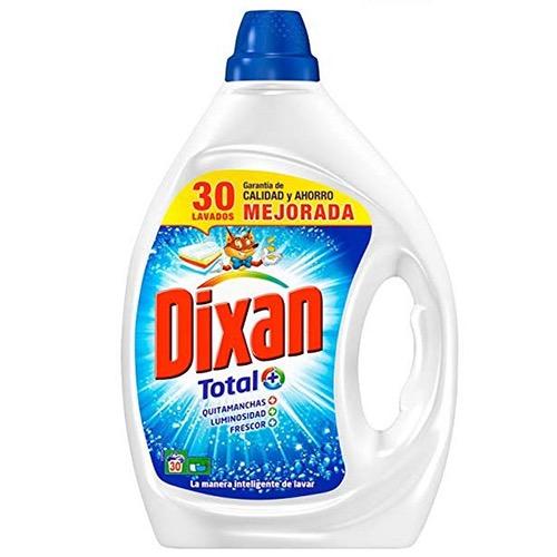 DIXAN ΥΓΡΟ GEL 1.5lt 30μεζ blue total plus