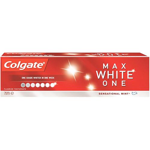 COLGATE οδοντ. max white one 75ml (ΕΛ)