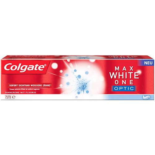 COLGATE οδοντ. max white one 75ml optic (ΕΛ)