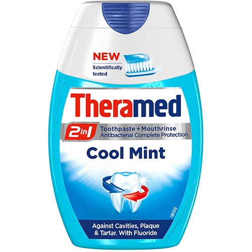 THERAMED οδοντ. 75ml original coolmint