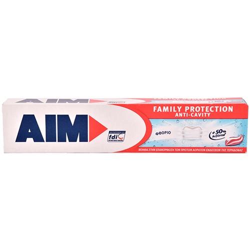AIM οδοντ.75ml (ΕΛ) anti cavity