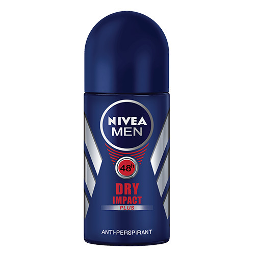 NIVEA roll on 50ml men dry impact 48h