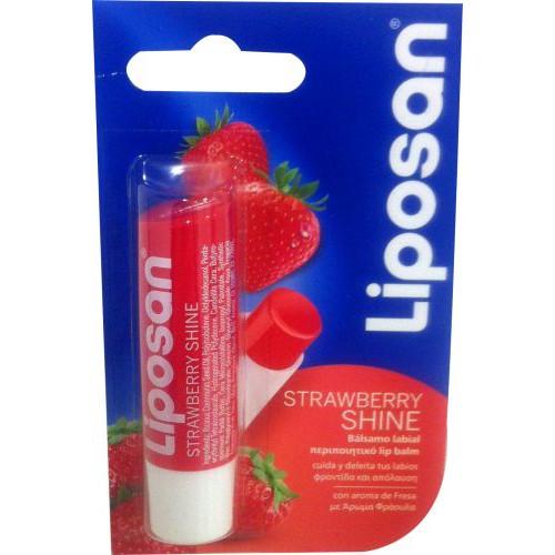 LIPOSAN ενυδατικό χειλιών (ΕΛ) strawberry