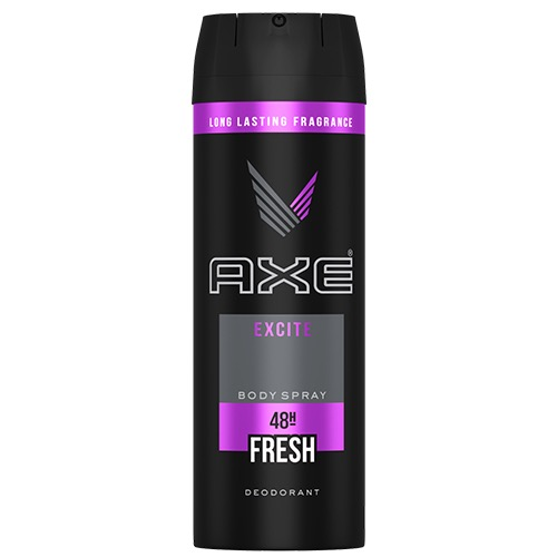 AXE spray 150ml excite (ΝΕΟ)