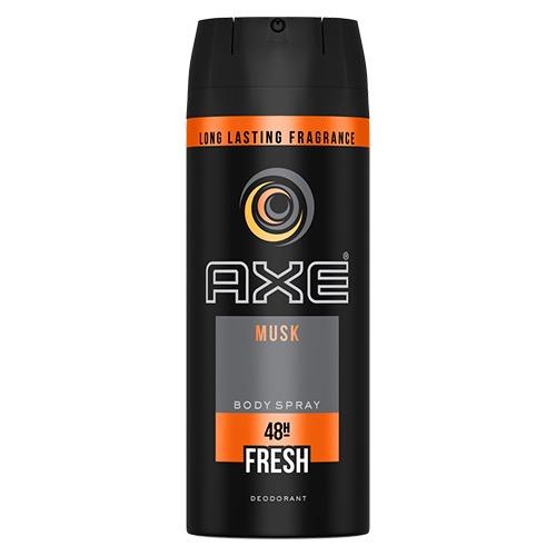 AXE spray 150ml musk (ΝΕΟ)