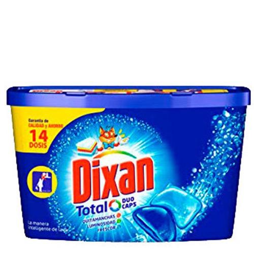 DIXAN caps duo απορ/κό 14τεμ