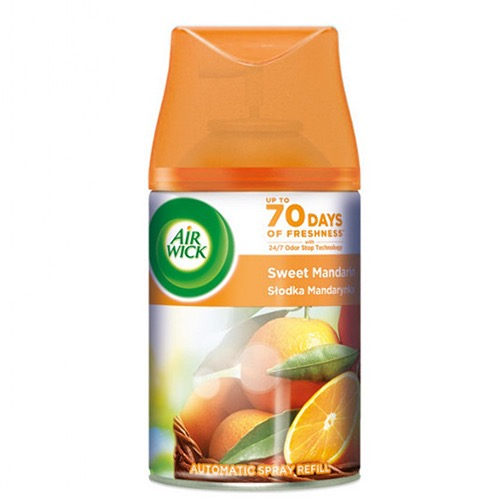 AIRWICK fr.matic ανταλ. 250ml sweet mandarine