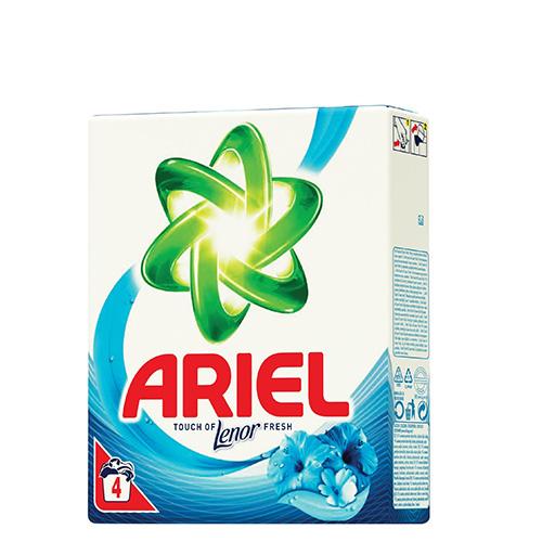 ARIEL 450gr σκόνη lenor