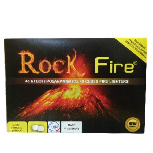 ΠΡΟΣΑΝΑΜΜΑ 48τεμ. rock fire (ΕΛ)