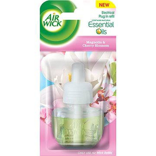 AIRWICK αντ/κό ηλ. συσκ 19ml magnolia