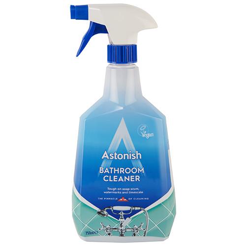 ASTONISH spray 750ml bathroom