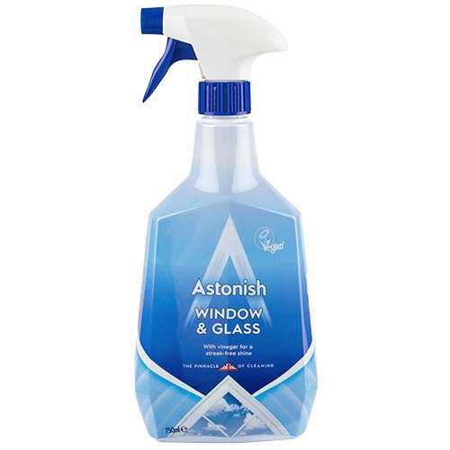 ASTONISH spray 750ml τζάμια