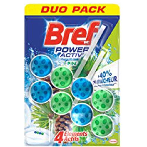 BREF POWER ACTIVE 2X50ml pine forest