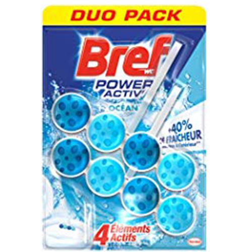 BREF POWER ACTIVE 2X50ml ocean
