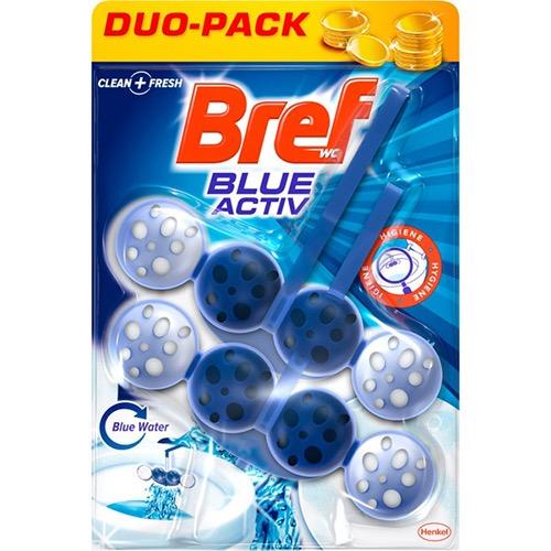BREF BLUE ACTIVE 2X50ml hygiene