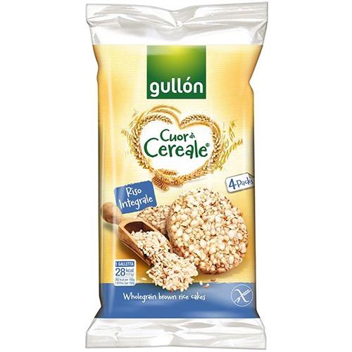 GULLON 4τεμ ρυζογκοφρέτες ολικής χωρίς γλουτένη
