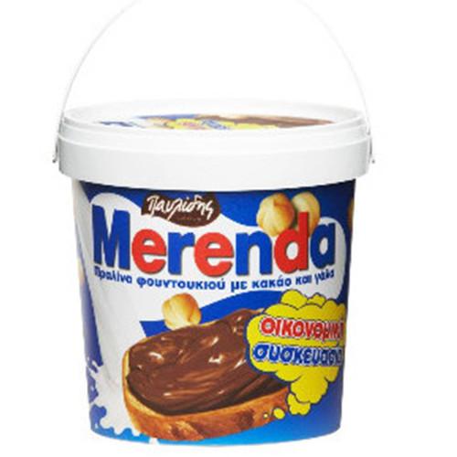 MERENDA 1kgr (ΕΛ) πραλίνα φουντουκιού