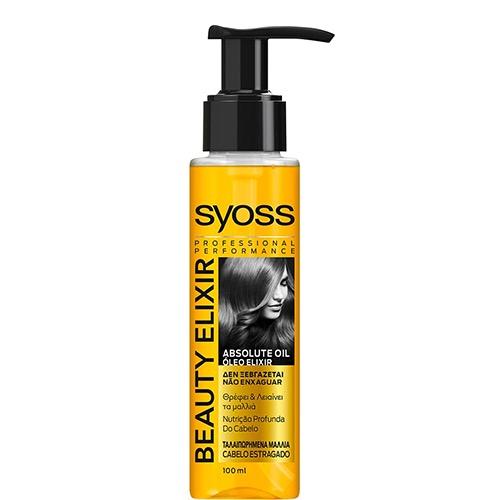 SYOSS BEAUTY ELIXIR OIL HAIR 100ml (ΕΛ)