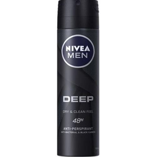 NIVEA spray 150ml women stress protect 48h (ΕΛ)