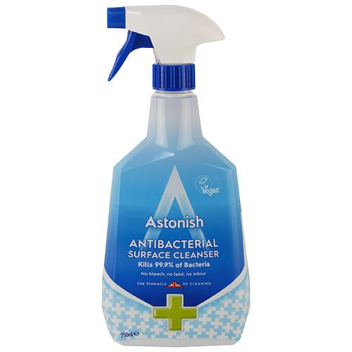 ASTONISH spray 750ml antibacterial