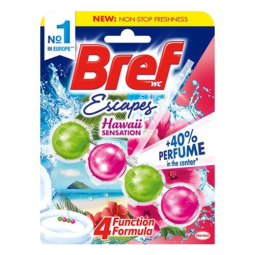 BREF POWER ACTIVE 50ml (ΕΛ) hawai