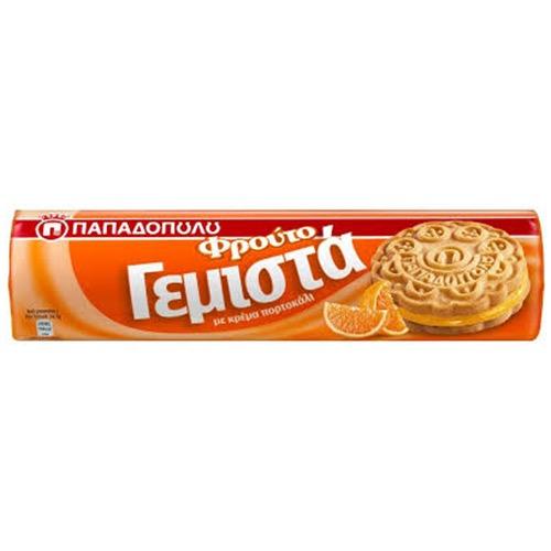 ΠΑΠΑΔΟΠΟΥΛΟΥ ΓΕΜΙΣΤΑ 200γρ (ΕΛ) πορτοκάλι